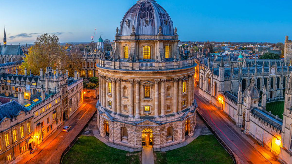 Picture of Oxford University